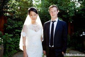 Mark Zuckerberg ve Eşi Priscilla Chan