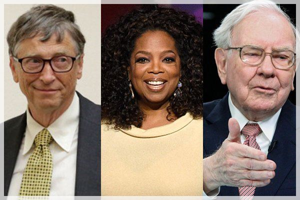 Bill Gates, Oprah ve Warren Buffet ile 5 saat kuralı