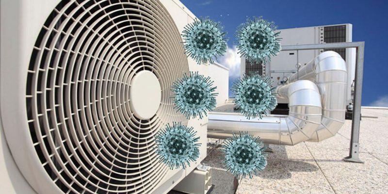 Isıtma, Havalandırma ve İklimlendirme (HVAC) ve Korona Virüsü (COVID-19)