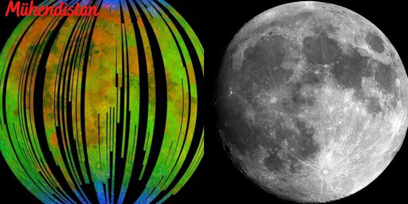 Dünya'nın Ay'ı Paslandırdığı Keşfedildi Mühendistan